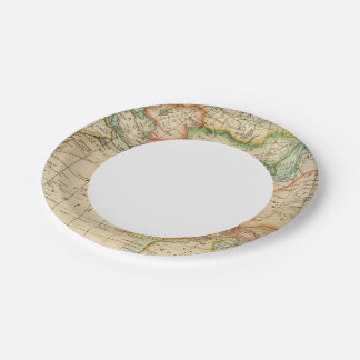 Asia 35 paper plate