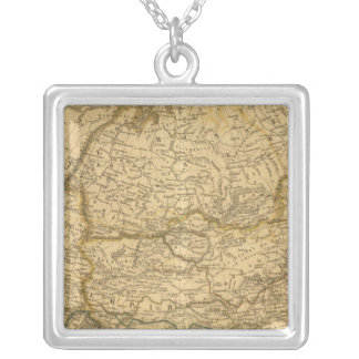 Asia 35 silver plated necklace