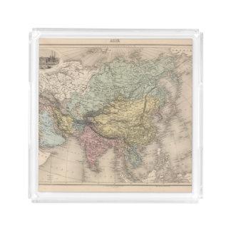 Asia 36 acrylic tray