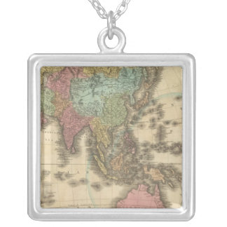 Asia 38 silver plated necklace