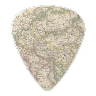 Asia 3 acetal guitar pick