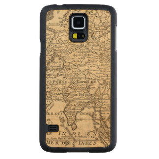Asia 40 carved maple galaxy s5 case