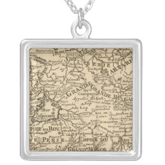 Asia 40 silver plated necklace