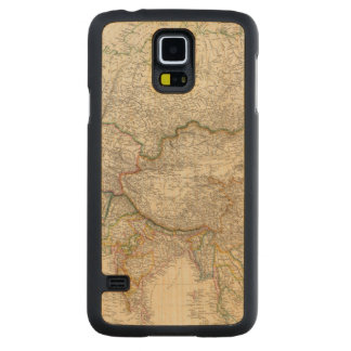 Asia 41 carved maple galaxy s5 case