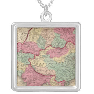 Asia 43 silver plated necklace