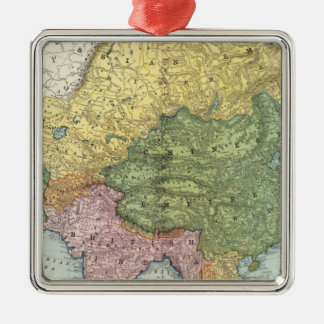 Asia 44 christmas ornament