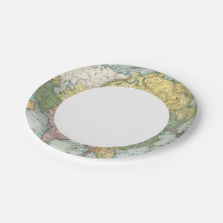 Asia 44 paper plate