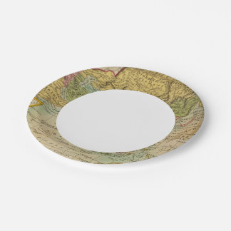 Asia 4 paper plate