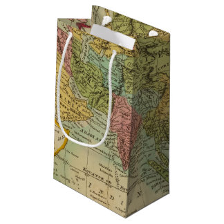 Asia 4 small gift bag
