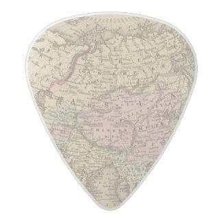 Asia 5 2 acetal guitar pick