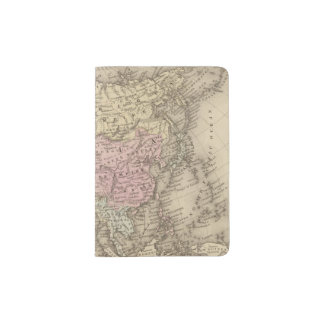 Asia 5 passport holder