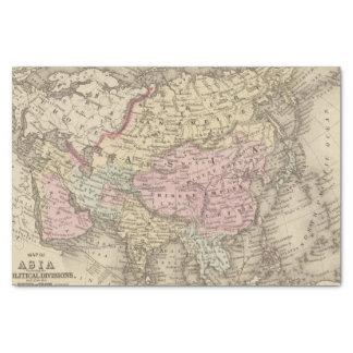 Asia 5 tissue paper