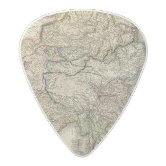 Asia 6 2 acetal guitar pick