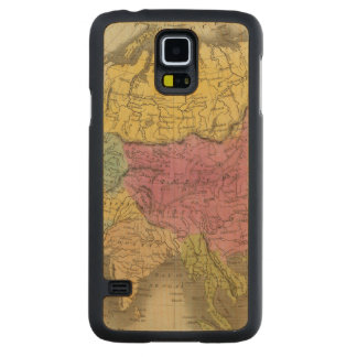 Asia 8 carved maple galaxy s5 case