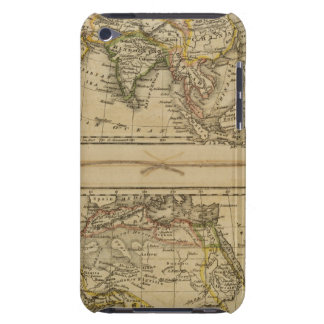 Asia, Africa iPod Touch Case