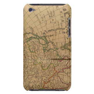 Asia Atlas Map iPod Touch Case