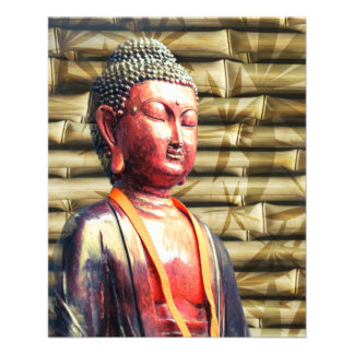 Asia Buddha Custom Flyer