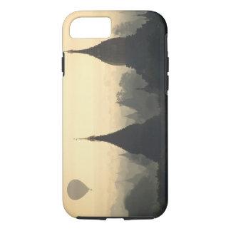 Asia, Burma, (Myanmar), Pagan (Bagan) Hot Air iPhone 8/7 Case