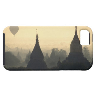 Asia, Burma, (Myanmar), Pagan (Bagan) Hot Air Tough iPhone 5 Case