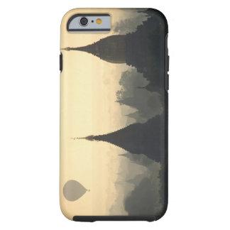 Asia, Burma, (Myanmar), Pagan (Bagan) Hot Air Tough iPhone 6 Case