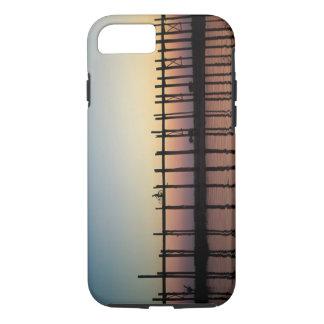Asia, Burma (Myanmar)  Silhouette of U Bien's iPhone 8/7 Case