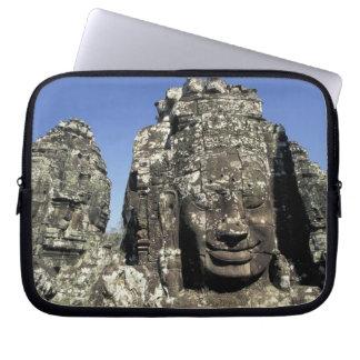 Asia, Cambodia, Siem Reap, Angkor Thom (b. Late Laptop Sleeve