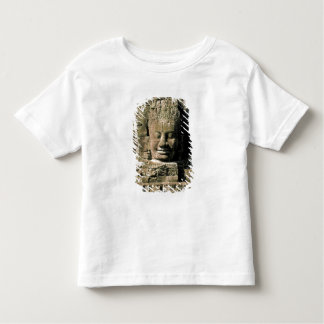 Asia, Cambodia, Siem Reap. Angkor Thom, heads of Toddler T-Shirt