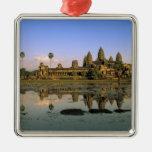 Asia, Cambodia, Siem Reap. Angkor Wat. 2 Ornament
