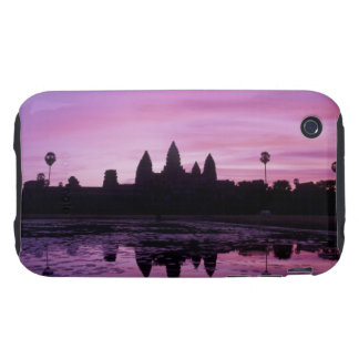 Asia, Cambodia, Siem Reap, Angkor Wat (b. 12th 2 iPhone 3 Tough Cases