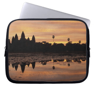 Asia, Cambodia, Siem Reap, Angkor Wat (b. 12th Laptop Sleeve