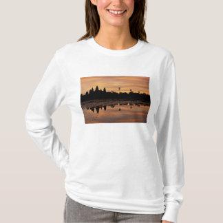 Asia, Cambodia, Siem Reap, Angkor Wat (b. 12th T-Shirt