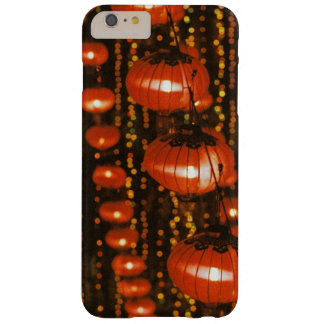 Asia, China, Beijing. Red Chinese lanterns, Barely There iPhone 6 Plus Case