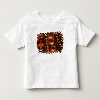 Asia, China, Beijing. Red Chinese lanterns, Toddler T-Shirt