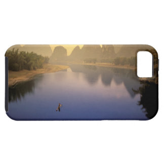 Asia, China, Guangxi Province, Yangshuo. Lone iPhone 5 Cases