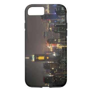 Asia, China, Hong Kong, central from Stubbs road iPhone 8/7 Case
