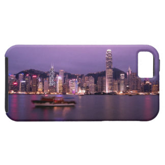 Asia, China, Hong Kong, city skyline and iPhone 5 Case