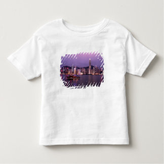 Asia, China, Hong Kong, city skyline and Toddler T-Shirt