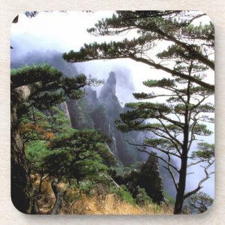 Asia, China, Huanshan. The yellow mountain Coaster