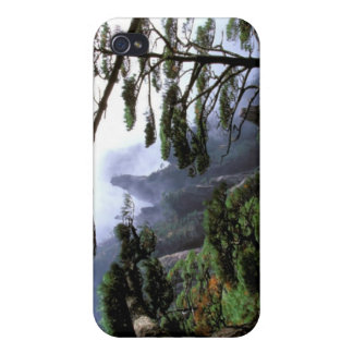 Asia, China, Huanshan. The yellow mountain iPhone 4 Cover