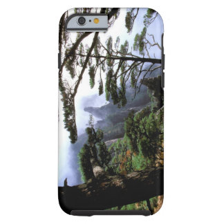 Asia, China, Huanshan. The yellow mountain Tough iPhone 6 Case