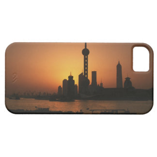 ASIA, China, Shanghai View of Oriental Pearl TV Barely There iPhone 5 Case
