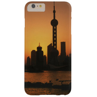 ASIA, China, Shanghai View of Oriental Pearl TV Barely There iPhone 6 Plus Case