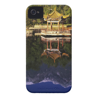 Asia, China, Yunnan, Dali. Cangshan Mountains iPhone 4 Case-Mate Cases