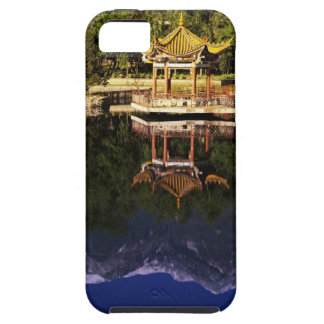 Asia, China, Yunnan, Dali. Cangshan Mountains iPhone 5 Covers