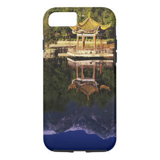 Asia, China, Yunnan, Dali. Cangshan Mountains iPhone 7 Case