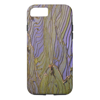 Asia, China, Yunnan Province, Yuanyang. Flooded iPhone 8/7 Case