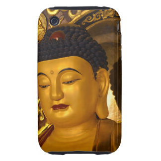 Asia Golden Buddha iPhone 3 Tough Covers