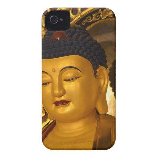 Asia Golden Buddha iPhone 4 Case