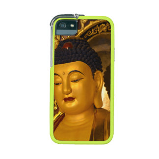 Asia Golden Buddha iPhone 5/5S Cases