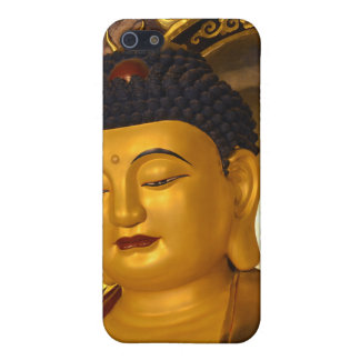 Asia Golden Buddha iPhone 5/5S Covers